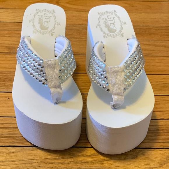 Bridal Platform Flip Flops | Poshmark